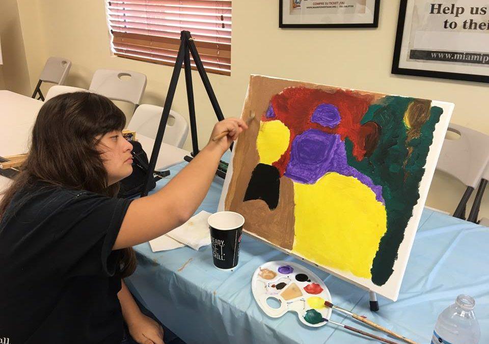 Paint Workshops